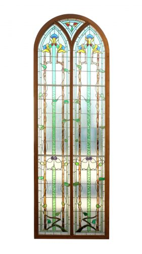 Kirchenfenster, Nottingham, aufwendig restauriert