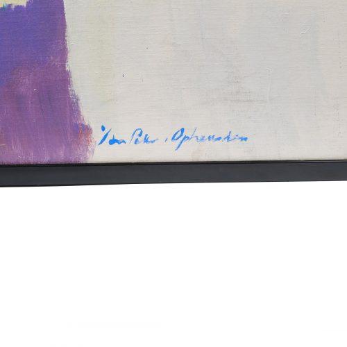 Jan-Peter van Opheusden, Moderne Komposition