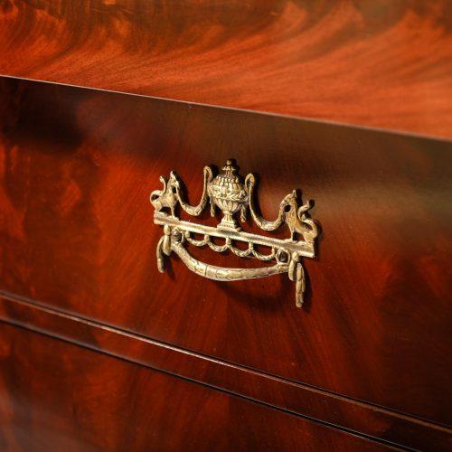 Kabinettschrank, Niederlande um 1800