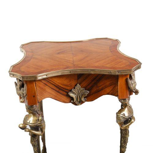 Tisch/ Beistelltisch Frankreich um 1880