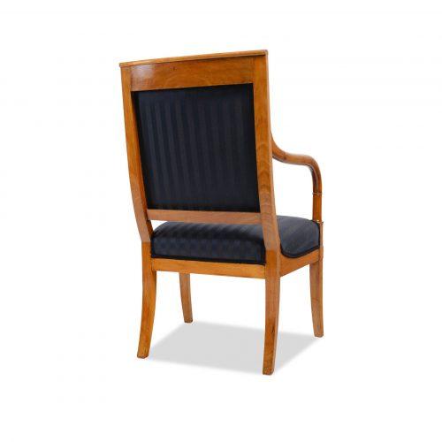 Satz von 4 Armlehnstühlen Frankreich, 21060819